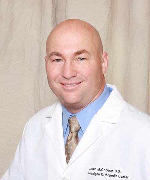 Dr. Jason Cochran